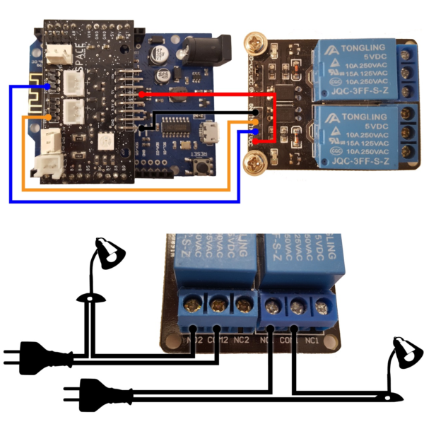 E Dcd C F E Ec F E F likewise Dancinglights Step besides Ether  Shield moreover Cnc V X as well Arduino Dht. on arduino shield relay wiring