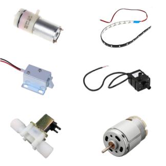 Motors - Pumps - Switches - Valves