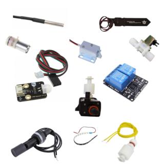IoT Sensors, Parts & Accessories